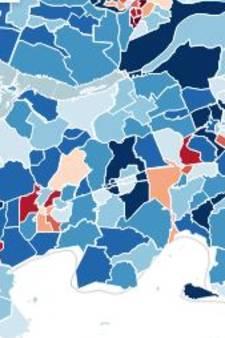 Bijstandsontvangers in West-Brabant: hoogste percentage in Breda-Noord, hoe zit dat in jouw wijk?