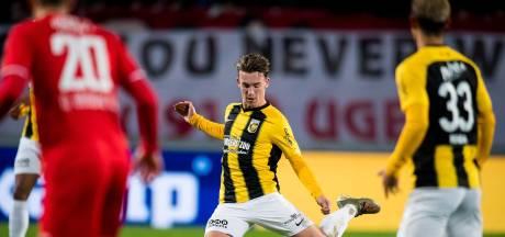 Vitesse legt driejarig contract klaar voor Vroegh; Lelieveld vertrekt