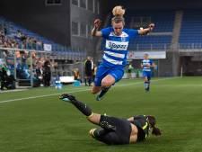 Maxime Bennink blijft bij PEC Zwolle Vrouwen