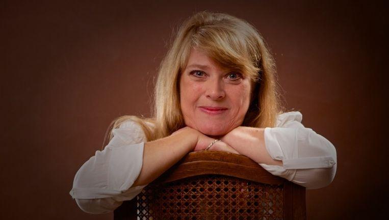 Petra de Weij staat op een donorlijst, maar het kan nog jaren duren voordat ze een nieuwe nier krijgt Beeld eigen foto