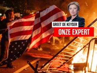 """Greet De Keyser in de VS: """"Dit waren barslechte dagen voor Trump, niet zozeer voor Amerika"""""""