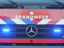 Brandje bij restaurant Dockside in Sas van Gent