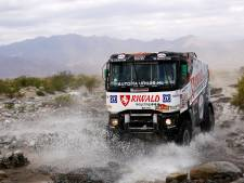 Riwald Dakar Team niet in Silk Way Rally