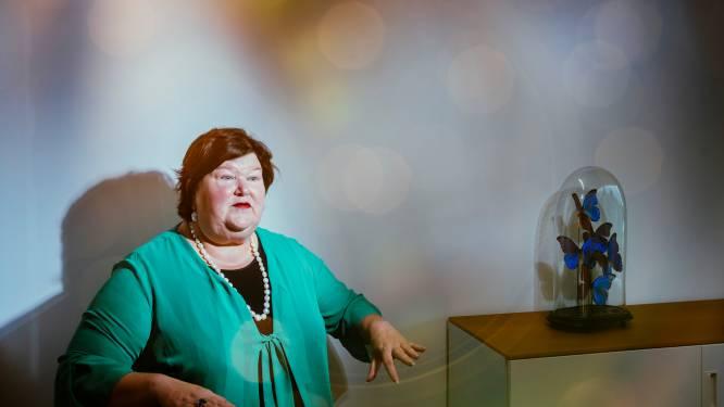"""Maggie De Block (Open Vld): """"Kerst zullen we niet kunnen vieren zoals anders"""""""