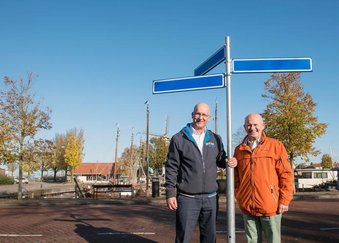 De straatnamen moeten nog worden gekozen, maar er wordt gedacht aan een wijk in Harderwijk met straatnamen van sporters