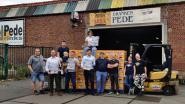 D'Outemse Bierfeesten sluiten oude drankencentrale Pede