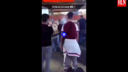 VIDEO. Vechtersbazen aan station Halle hebben wel degelijk geschoten