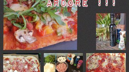 """Pizzabakkers Ardore leveren deegbolletjes aan huis: """"Ideaal om met de kinderen zelf pizza te maken"""""""