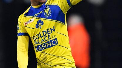 Arsenalhuurling Akpom doet het voor STVV