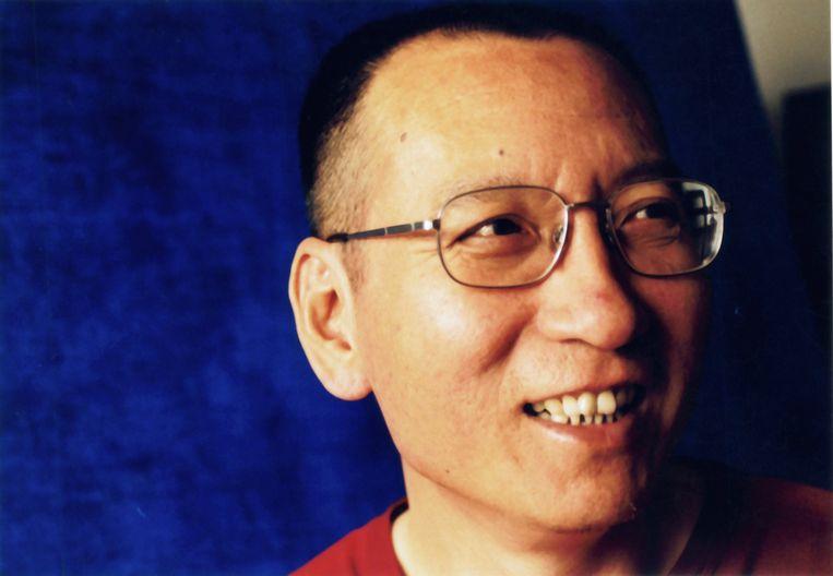 Liu Xiaobo. Beeld EPA