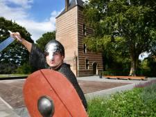 Kasteelterrein IJsselstein wordt geopend met riddertoernooi