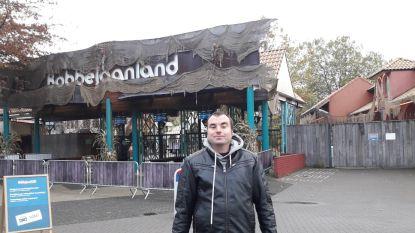 Dé superfan van Bobbejaanland: Glenn (31) trekt elke vrije dag naar het pretpark, intussen al meer dan 1.000 keer