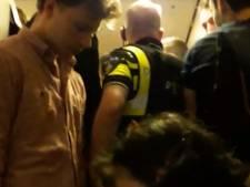 Beelden opgedoken uit ontruimde trein op station Den Bosch, reizigers weten niets van mogelijk vuurwapen