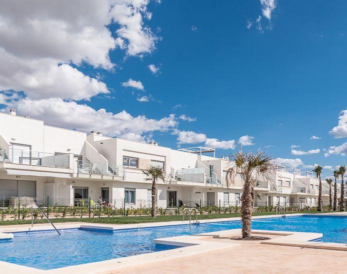 Costa Blanca. Torrevieja, 2 slaap- en badkamers, 139.900 euro.