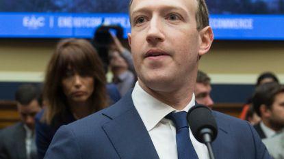 Facebook-baas op 22 mei op het matje in België