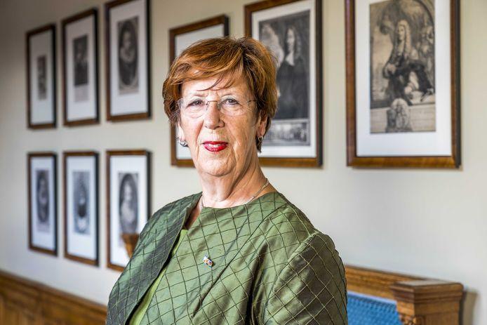 VVD-fractieleider Annemarie Jorritsma wil dat de Eerste Kamer onderzoek gaat doen naar discriminatie.