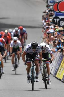 Sagan noteert eerste etappewinst van het seizoen