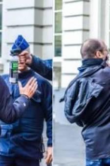"""Gazé par la police, Olivier de Schutter dénonce la """"schizophrénie"""" du gouvernement"""
