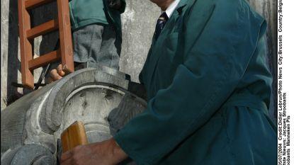 'Aankleder' Manneken Pis overleden