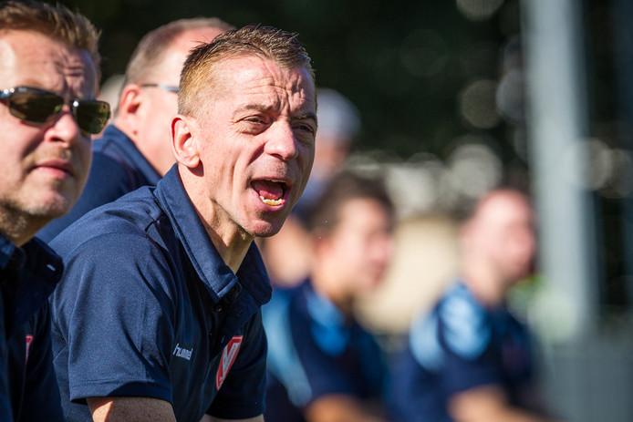 Harold Sneller is na ruim een half seizoen zijn baan bij Hulshorst kwijt.