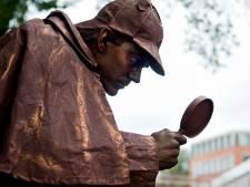 Kijken naar ruim 250 levende standbeelden op World Living Statues