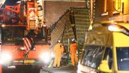 Kleuter na bijna 5 uur bevrijd onder puin van ingestort pand in Nederland