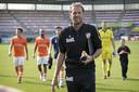 Van der Laan als trainer van TEC terug op het Kasteel voor het duel met Jong Sparta.