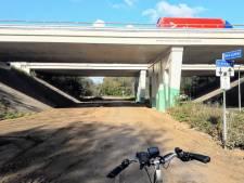 Ruim baan op het Bels Lijntje: fietspad Riel-Tilburg straks 3,5 meter breed