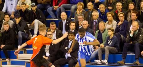 Voor zaalvoetballers FC Eindhoven vanaf nu alleen maar finales