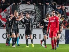 Jong Ajax - FC Twente naar maandag 29 april