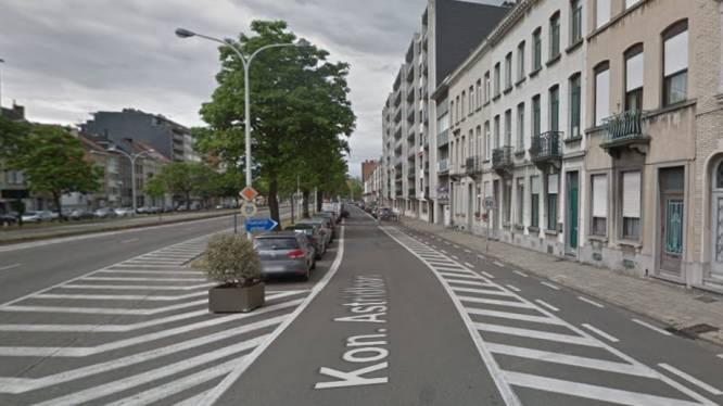 Ventwegen Koningin Astridlaan omgevormd tot fietsstraten
