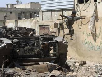 """""""43 jongeren overleden na aanval bij Damascus"""""""