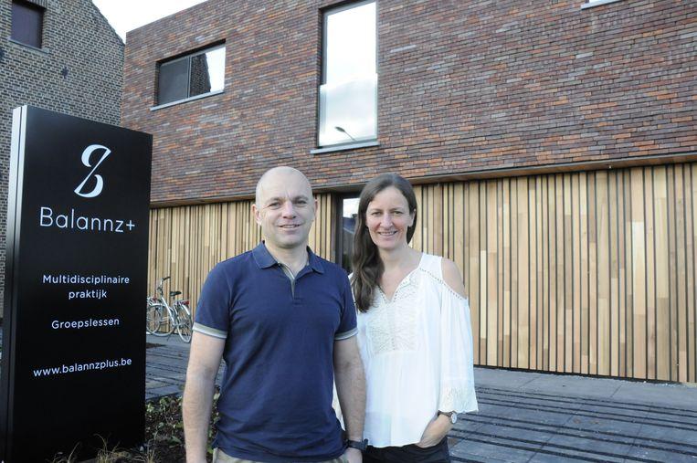 Balannz+ is een initiatief van Geert Prouvé en Ann Neven.