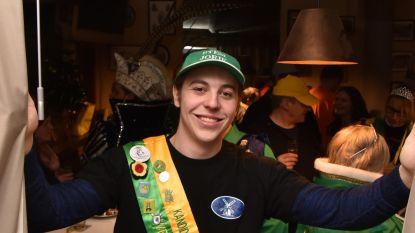 Jorik (20) kandidaat Prins Carnaval
