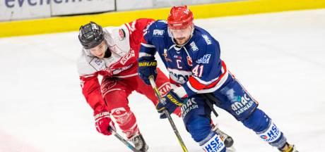 Devils wint in België en bereikt halve finale play-offs