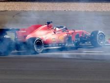 Vettel krijgt nieuw chassis