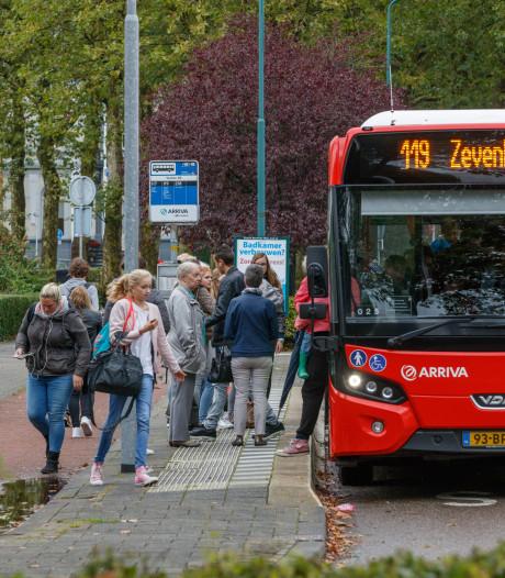 Boete Arriva niet gebruikt als goedmakertje Brabantse scholieren