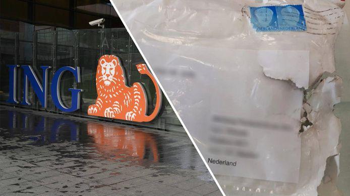 Eerder deze week ontplofte onder meer een bombrief bij het hoofdkantoor van ING in Amsterdam. De afzender van de bombrieven is nog steeds niet gepakt.