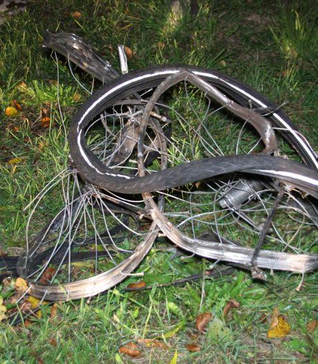 'Moedwillig' gedropte fiets op spoor bij Rijssen legt treinverkeer lam: 'Dit is volstrekt ontoelaatbaar'