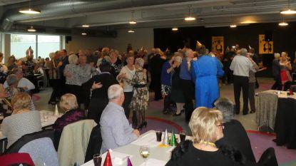 Senioren nemen carnavalsroer over met dansfeest