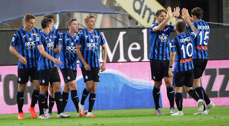 Atalanta is dit seizoen een echte doelpuntenmachine.