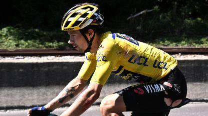 Duitser Kämna soleert naar zege in vierde rit Dauphiné
