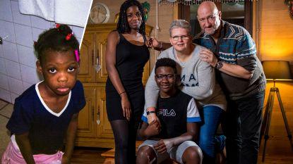 Tien jaar na aardbeving Haïti: Clementine kwam als eerste adoptiekindje naar België