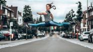 """Viervoudig Europees kampioene Acrobatische dans verovert Limburg als influencer: """"Ik haal overal de acrobate in mezelf naar boven"""""""