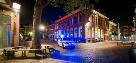 Aanhoudingen onder uitgaanspubliek in Zutphen voor aanranding, belediging en dronkenschap
