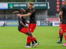 Omarsson blijft maar scoren en helpt Excelsior in regioderby langs Dordrecht