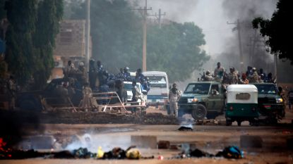 Soedanees leger valt ziekenhuizen en sit-in aan: al dertien doden