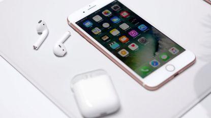"""""""Nieuwe iPhone laadt draadloos op"""""""