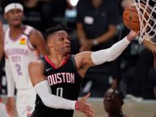 Voormalig 'MVP' Westbrook verruilt Rockets voor Wizards