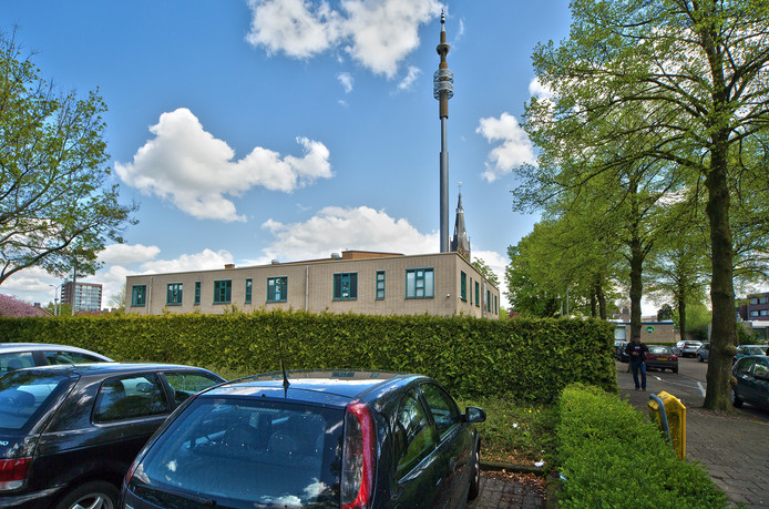 De Al-Fourqaan moskee in Eindhoven.
